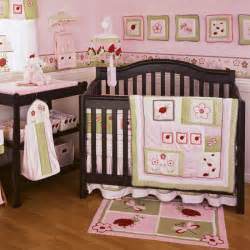Ladybug Crib Bedding Sets Line Bug 6 Crib Bedding Set Baby Bedding Sets At Hayneedle