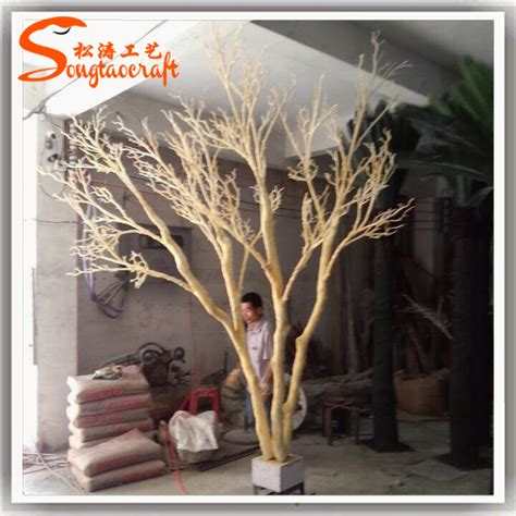 O Tree How Plastic Are Your Branches customized size plastic tree branch artificial