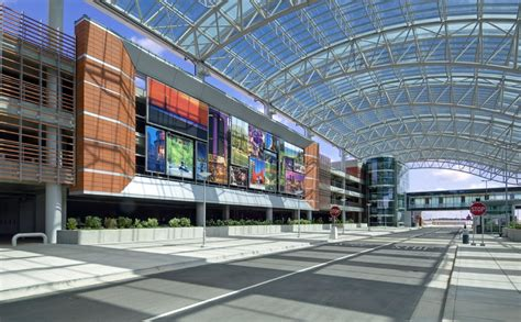 grand rapids mi airport showcase projects gresham smith and partners