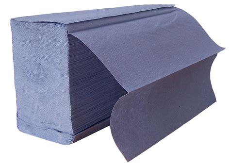Z Fold Paper - z fold paper towels blue solar hygiene janitorial
