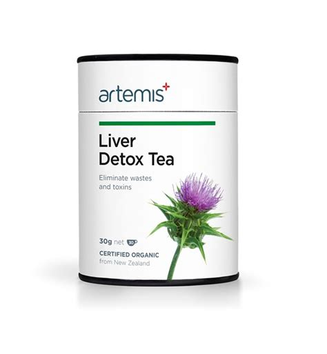 Liver Detox Tea by Detox Health 2000