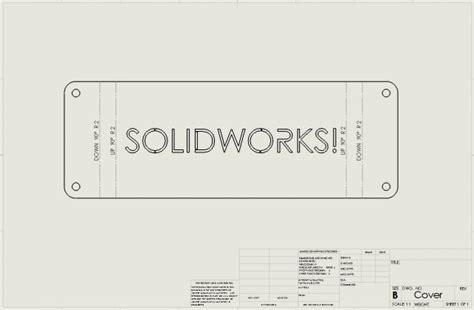 solidworks flat pattern drawing view solidworks tutorial flip and rotate flat pattern drawing view