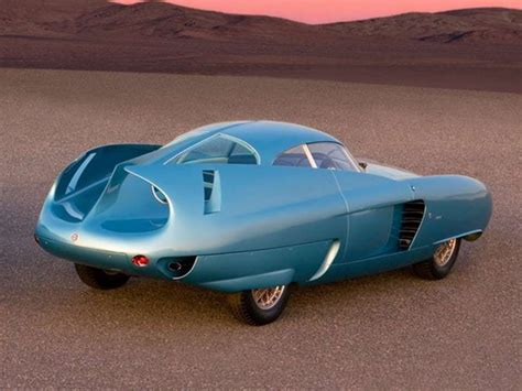 Alfa Romeo Bat by 98 Alfa Romeo Bat 7 1954 Prototype Car
