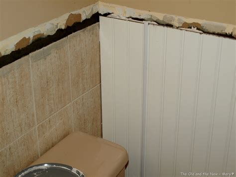 good bye  tilebeadboard  tile bathrooms