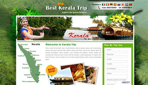 Our Portfolio | iSearch Solution Pvt. Ltd. Kerala Tourism Brochure