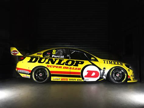 dunlop backing  percat  ipswich supercars