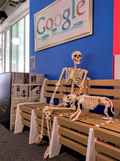 search  pics google human dog skeletons streetviews