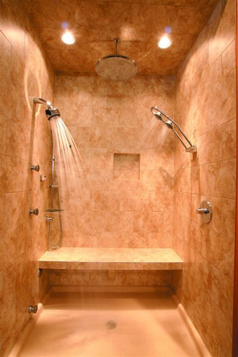 awesome shower cool showers in modern bathrooms interior designer paradise