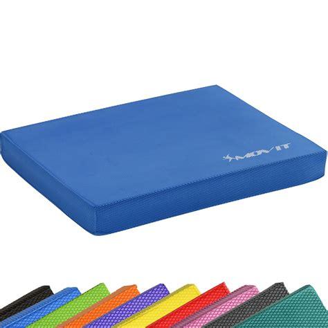 cuscino per equilibrio movit balance pad cuscino allenamento equilibrio
