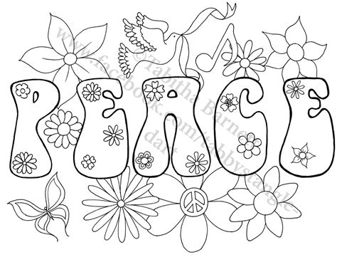 peace coloring pages peace on earth coloring page by tabbystangledart on