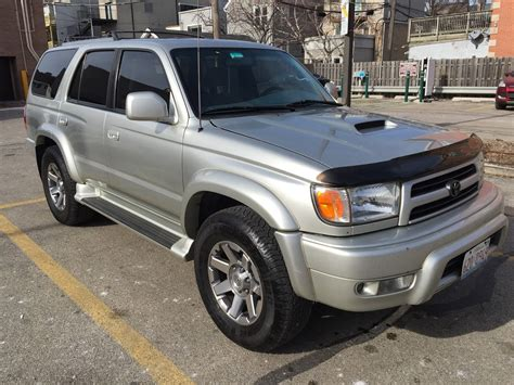 manual cars for sale 2000 toyota 4runner user handbook fs 3rd gen 2000 toyota 4runner sr5 highlander ed 4x4 5 spd man 166k 5 4k chicago toyota