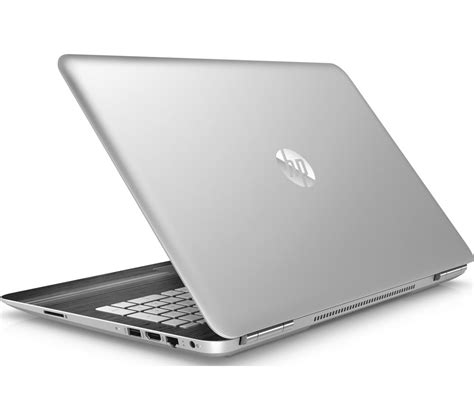 Notebook Hp15 Bw070ax Silver hp pavilion 15 bc250na 15 6 quot gaming laptop silver deals pc world