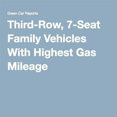 Family Vehicles With Gas Mileage by 7 Best Suv Images On Jeep Jeeps And 2014