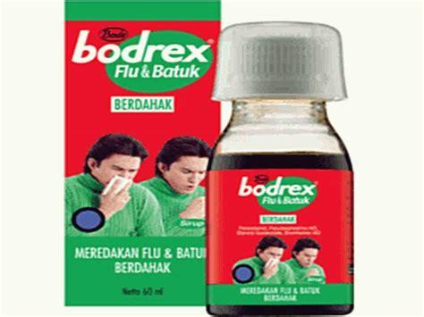 Bodrex Flu Batuk Berdahak Pe 4 Kaplet Tablet Obat Batuk Berdahak 9 obat batuk berdahak paling uh di apotik 5 obat tradisional