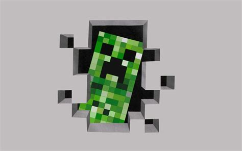 Minecraft Skin Wallpaper | minecraft creeper backgrounds wallpaper cave