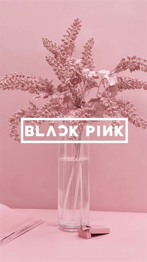 blackpink logo wallpaper wallpaper blackpink pinterest blackpink wallpaper