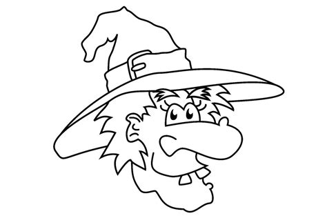 Witch Coloring Pages printable witch coloring pages coloring me