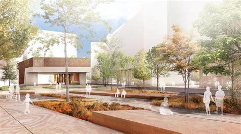 Orgnize by Gallery Of Green Square Library Amp Plaza Proposal Gus