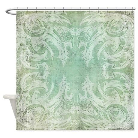 victorian shower curtains bathroom victorian vintage shower curtain dino biomech by dinomech