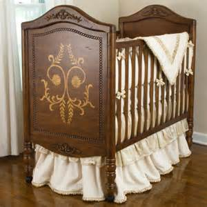 baby craddle cribs in wood boy bedding and