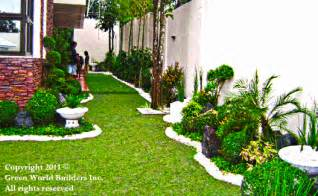 Home Landscape Design Philippines by Philippines Garden Design Green World Builders Inc