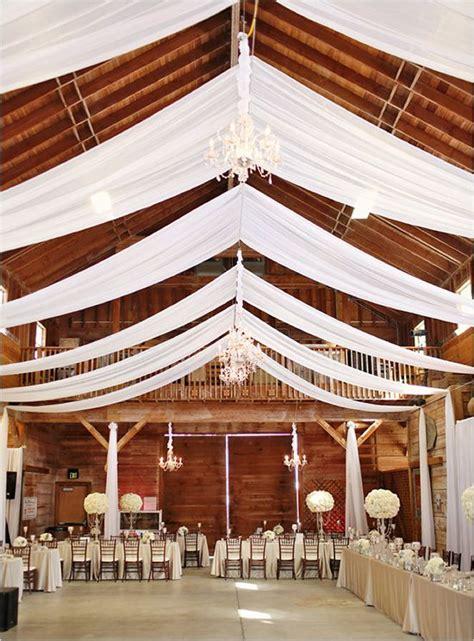 glamorous barn wedding orange county wedding classic