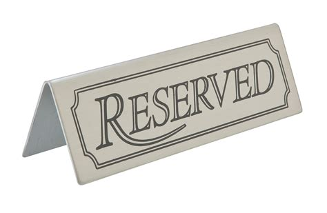 stainless steel reserved r r nbs ltd