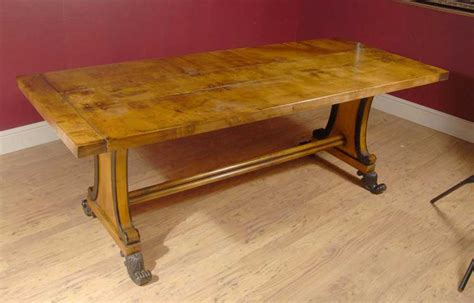 Country Farmhouse Dining Table Sycamore Country Farmhouse Refectory Dining Table