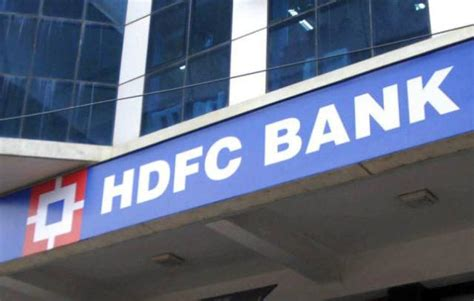 hdfc bank stock hdfc bank to organise gst workshops across india estrade