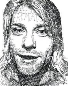 Back to michael volpicelli art gt drawings gt kurt drawings