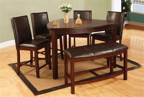 Dining Room Marvellous Dining Room Sets With Benches Bench Dining Room Table Set