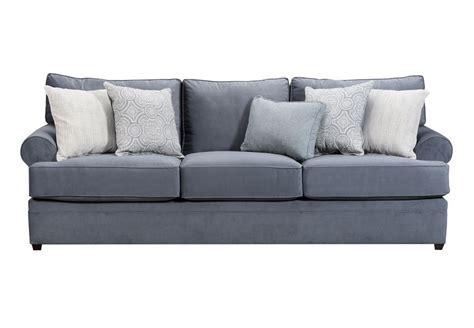 beautyrest sofa simmons beautyrest abbington seven seas sofa with fable