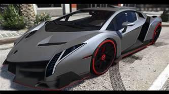 Gta V Lamborghini 2013 Lamborghini Veneno Hq Add On Dials Gta5 Mods