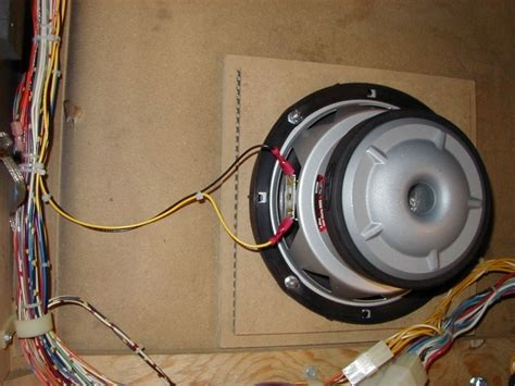 Quickly Testing Speaker Wires And Wiring Replacement Speakers