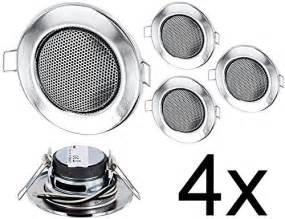 casse da soffitto confezione da incasso mini altoparlanti diffusori a
