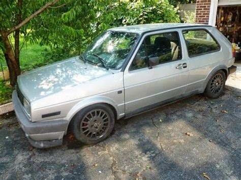 automobile air conditioning repair 1985 volkswagen gti engine control buy used 2 vw classics gti 1985 and baja bug project car in westwood massachusetts united