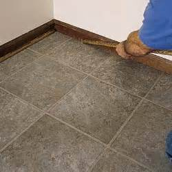 lay a vinyl tile floor 8 easy flooring upgrades this