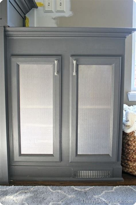 decorative wire mesh cabinet doors 21 best images about screened cabinet doors on