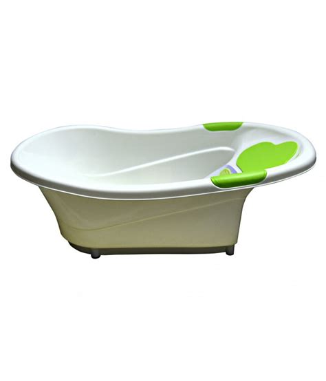 buy bathtub online buy kidzvilla white baby bath tub online at low price in