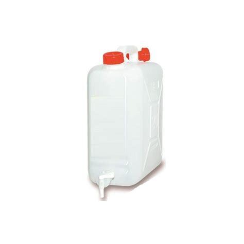 tarysan jerrican d eau de 20 l 224 robinet de cing
