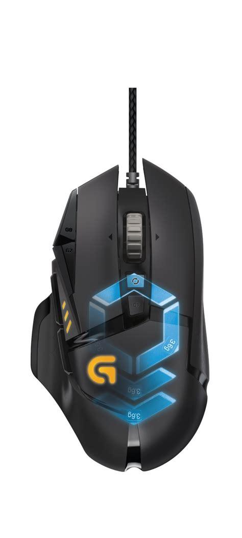 Logitech Gaming Mouse G502 Proteus Spectrum T1910 2 logitech announces new g502 proteus spectrum gaming mouse
