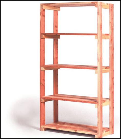 5 shelf cedar shelf for the home