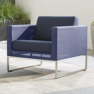 outdoor patio lounge furniture crate  barrel