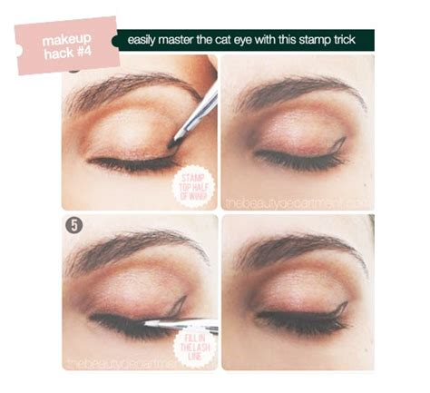 Eyeshadow Hacks the department your daily dose of pretty our