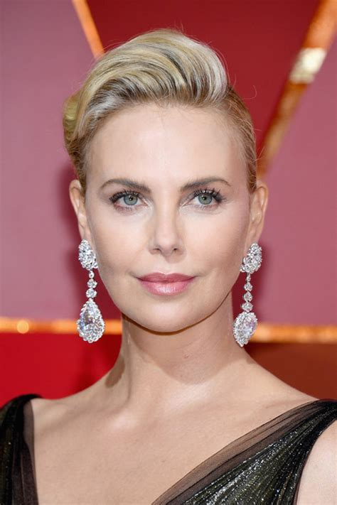 Oscars 2017: Charlize Theron Does the Expected with a