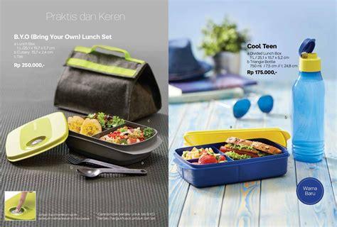 Bring Your Own Lunch Set Byo B Y O tupperware byo bring your own lunch set daftar harga