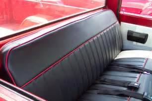 1970 chevy c10 bench seat black bench seat interiors the 1947 present