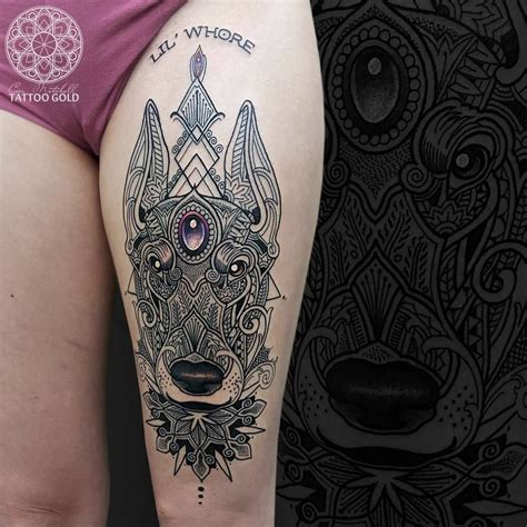 mosaic tattoo 2 774 likes 93 comments coen mitchell tattoogold