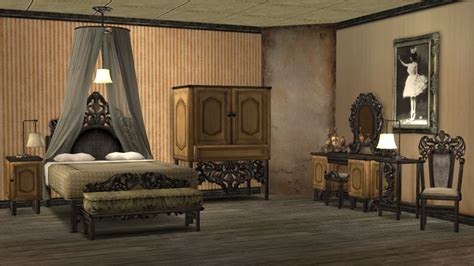 sims 2 bedroom sets mod the sims xavier bedroom set