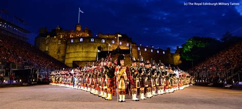 edinburgh tattoo gael amber gears up for royal military tattoo